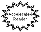 Accelerated Reader Point Tracker Worksheets & Teaching