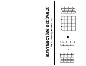Adding, Subtracting, Multiplying + Dividing Decimals