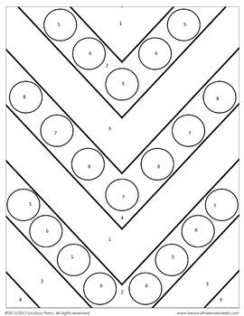 Add and Subtract Fractions Coloring Worksheet by Lindsay