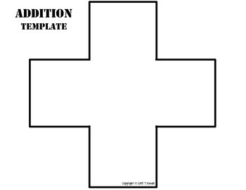 Addition Subtraction Cut/Paste Problem Solving Key Word
