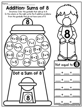 Addition and Subtraction (Mastering Math Facts) THE BUNDLE