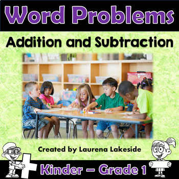 Addition And Subtraction Word Problems Year 1