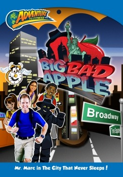 Adventure To Fitness Big Bad Apple Teaser By Adventure To Fitness