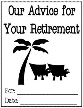 Advice for Retirement: A Fun Retirement Party Activity