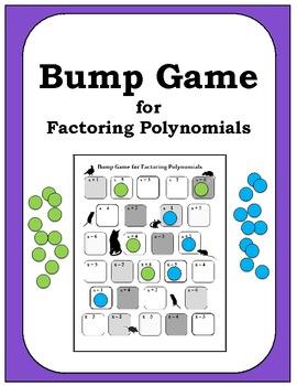 Factoring Polynomials Games Printable | Games World
