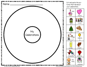 Alike and Different Culture for Kindergarten by