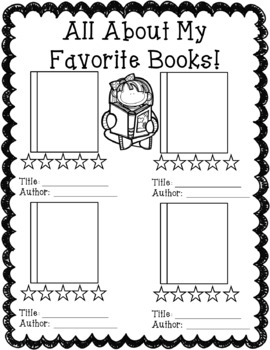All About My Year: My Memory Book- Multiple Grades by