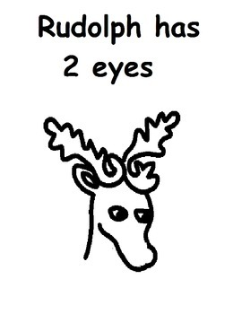All About Rudolph The Red Nose Reindeer by Autism Speech