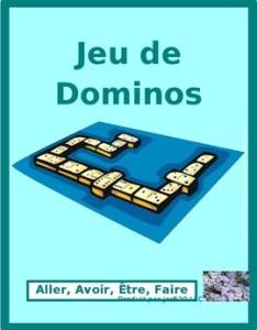 Aller avoir etre faire french verbs present conjugation dominoes also teaching resources teachers pay rh teacherspayteachers