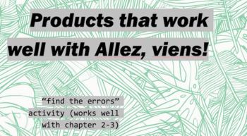 C Est Nul En Anglais : anglais, Works, Allez,, Viens!, Chapter,