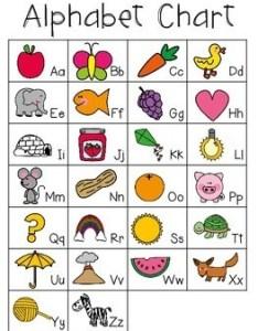 also alphabet chart by kindergarten is grrreat teachers pay rh teacherspayteachers