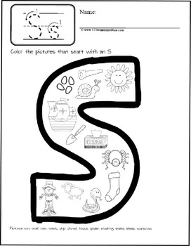 Alphabet Coloring Pages for Phonics Reinforcement