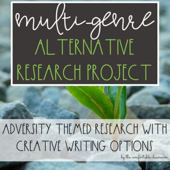 Multi Genre Research Projects Teaching Resources Teachers Pay Teachers