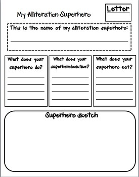 Amazing Alliteration Activities By The Teaching Reef