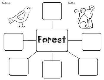Amazing Animals: Habitats and Food Chains by Kimberly