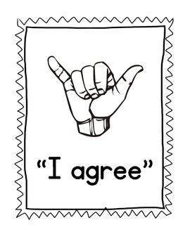 American Sign Language- Classroom Management by Annie