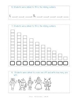 An Alternative Assessment for the EngageNY Kindergarten