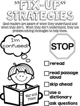 Anchor Chart Toolkit for Comprehension Strategies by Aimee