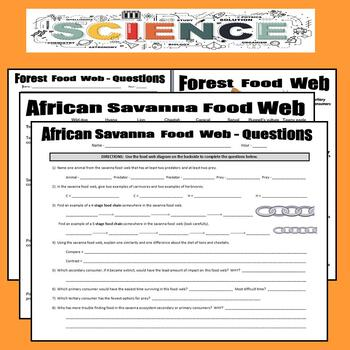 savanna animal food chain diagram how to wire a shop webs african and forest diagrams original 3827100 1 jpg