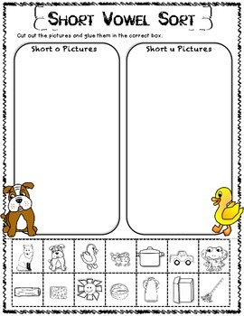 Animal Park Reading Street First Grade Unit 1 Story 6 by