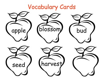 Apple Thematic Unit for Common Core Standards by School of