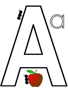 Apple Theme Unit for Preschool & Kindergarten by Kathy