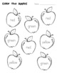 Apples / Johnny Appleseed Unit by Elementary Education