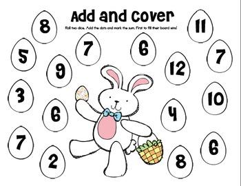 April Math & Literacy Centers by Mrs. Ricca's Kindergarten