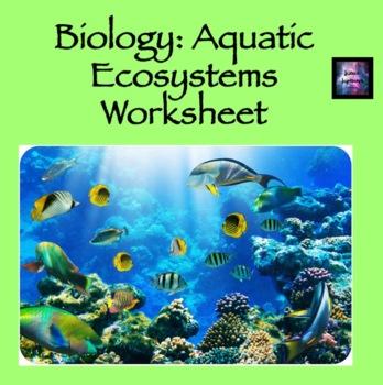 Aquatic Science Worksheet Aquatic Best Free Printable Worksheets