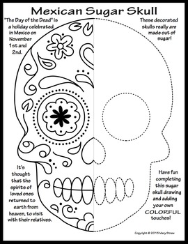 Art Enrichment Everyday OCTOBER Activity Coloring Pages by