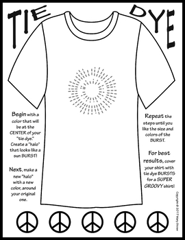 Art Enrichment Everyday SUMMER Activity Coloring Pages by