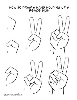 How To Draw A Peace Sign : peace, Message:, Peace, Project-, 9/21/19, Great, School!