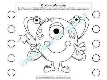 Speech Therapy Articulation Cards and Activities for M