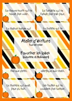 Idées Pour Atelier D écriture : idées, atelier, écriture, Atelier, D'écriture, (pour, Favoriser, Idées), Madame