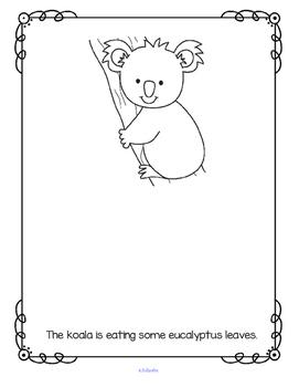 Australian Animals Theme Unit: Hands-On Learning
