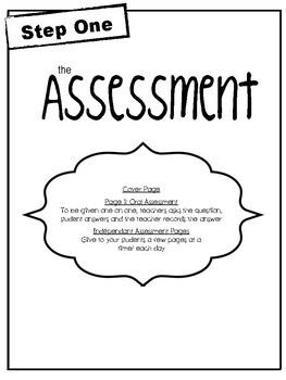 Australian Curriculum: Assessment, Data Record Templates