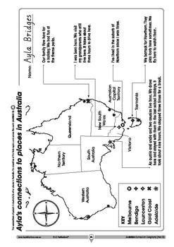 Australian Curriculum Geography: Australian connections