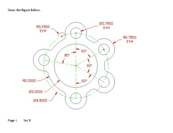 AutoCAD drawings, CAD drawings, Board drawings set 9 by