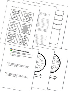 BUNDLE Scale and Constructions Math Stations for Common