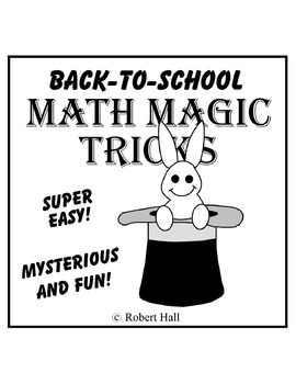 Back-To-School Easy Math Magic Tricks by Somewhere Over