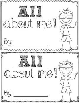 Back to School {Kindergarten Common Core Stations} by
