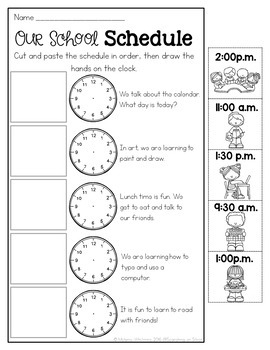 Back to School Math & Literacy Printables {2nd Grade} by