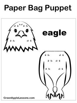 Bald Eagle Worksheet