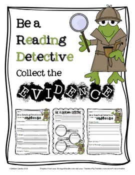 Be A Reading Detective Col By Sailing Through 1st