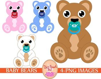 bear cute children toy