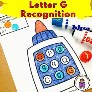 Letter G Worksheets-15 Beginning Sound Letter of the Week