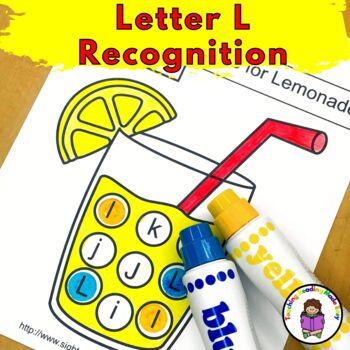 Letter L Worksheets-15 Beginning Sound Letter of the Week