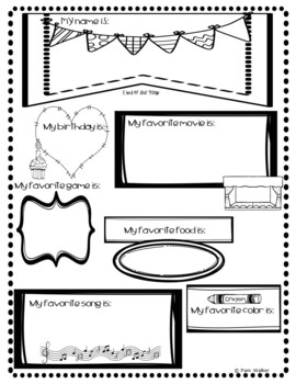 Back to School Time Capsule for 1st & 2nd Grade by Walk