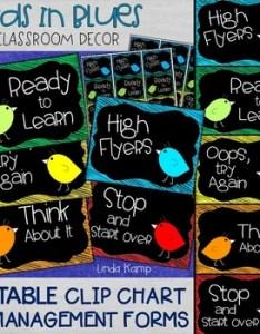Behavior chart editable clip  management plan with forms also rh teacherspayteachers