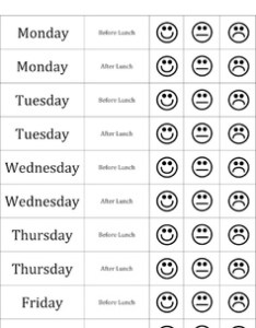 Behavior chart smiley face also teaching resources teachers pay rh teacherspayteachers